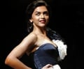 Deepika Padukone @ Winter Festive Lamke Fashion Week 2010