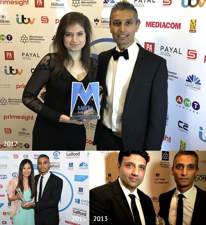 About DESIblitz - Asian Media Award Winners - 2013, 2015 and 2017