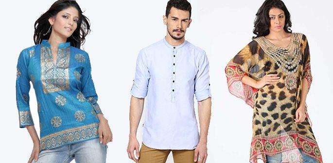 Bollywood fashion goes West