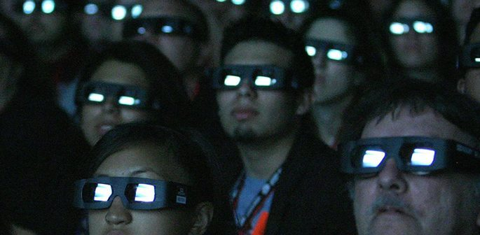 Speilberg secures a 3D trend in Films