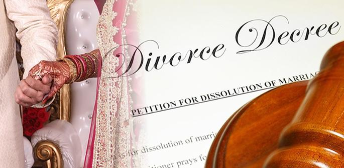 Divorce Rises in India