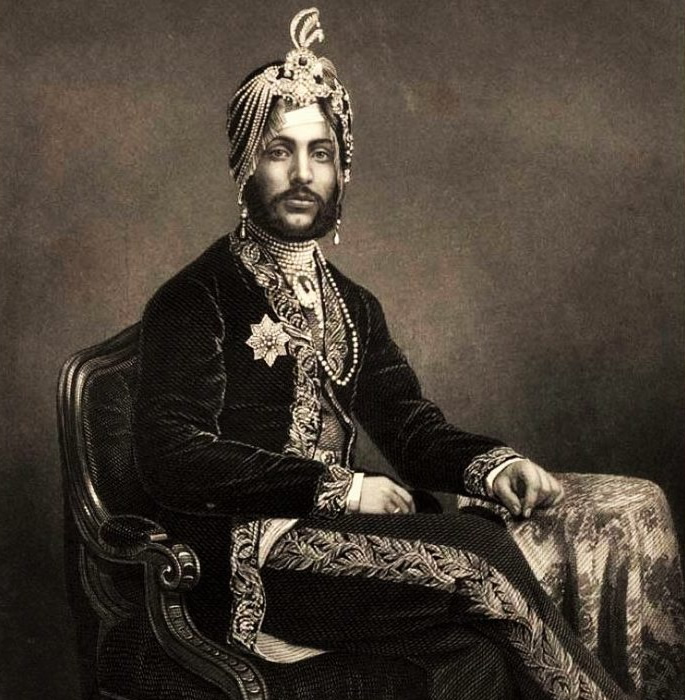 maharajah and the kohinoor - duleep singh