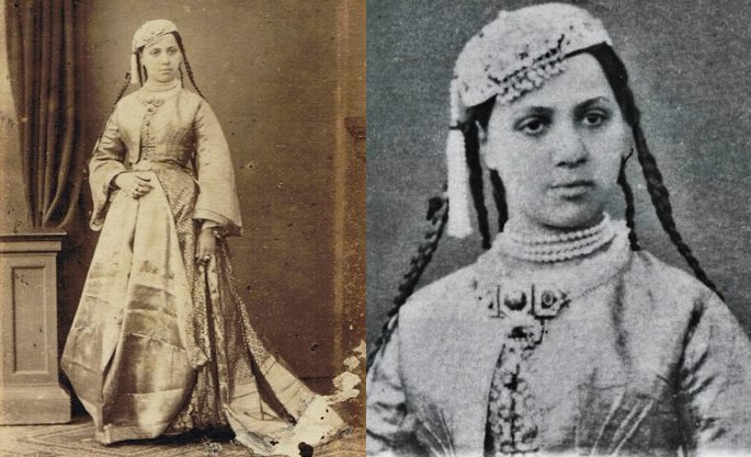 maharajah and the kohinoor - wife