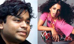 AR Rahman and MIA
