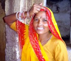 Traditional Bindi