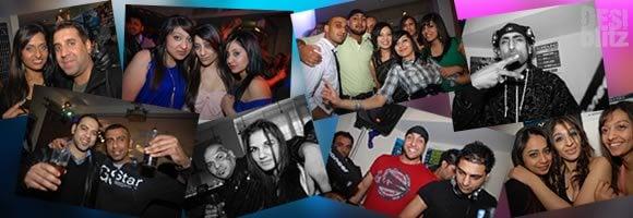 Pure Desi @ Chi Bar 20-03-09