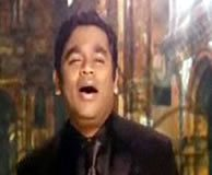 A.R Rahman in Pussycat Dolls video