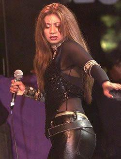 Shahin Badar on stage