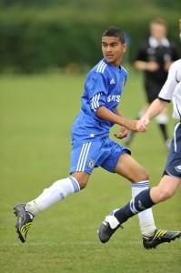 Chelsea Under 14's Asian Soccer Star
