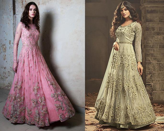 Desi Bridal Dresses - ethnic