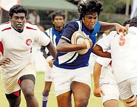 Indian Rugby match