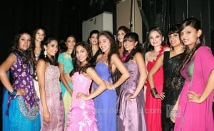 Miss Bollywood 2009 Finalists - Click to enlarge photo
