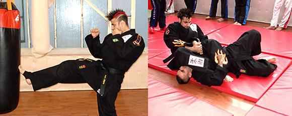 Parma Kickboxer