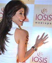 Shilpa Medi-Spas launch