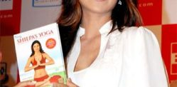 Shilpa Shetty launches Food brand