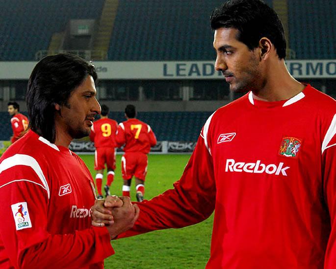 Bollywood loves Britain - dhan dhana dhan goal