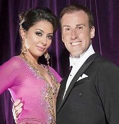Laila Rouass and Anton De Buke