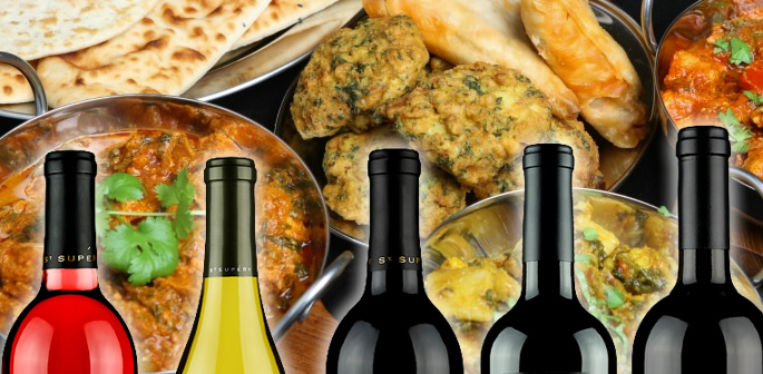 Best Wines for Indian Food