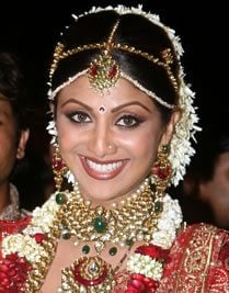 Shilpa Shetty and Raj Kundra Marry