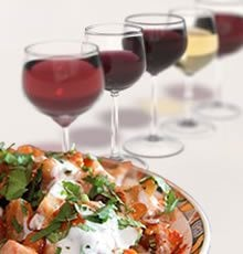 Wine and Indian Cuisine