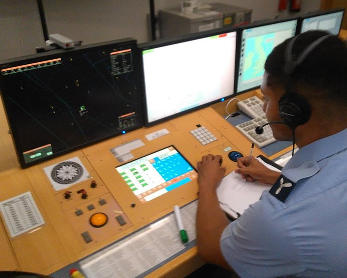 Living the RAF Dream as a Wing Commander - air-traffic
