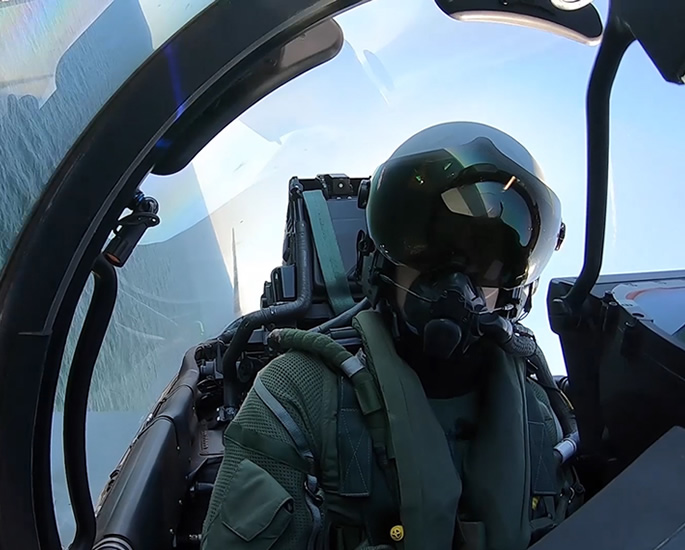 Living the RAF Dream as a Wing Commander - pilot