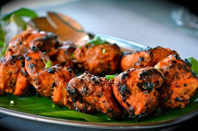 Calories et nourriture indienne