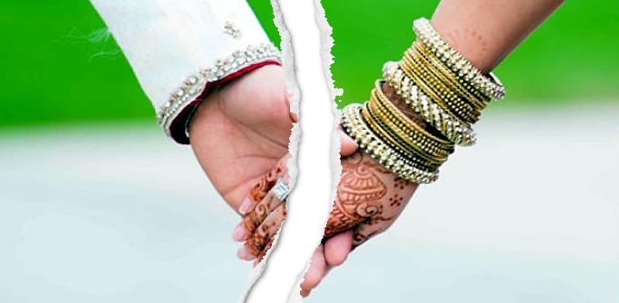 Soaring rate of British Asian Divorce