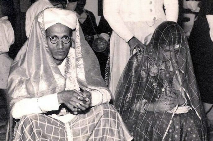 Traditional Old Indian Wedding