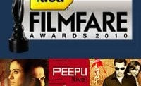Filmfare Awards 2011 Nominees
