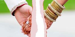 Soaring rate of British Asian Divorce