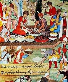 History of Naan