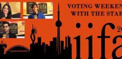 Bollywood Stars vote for IIFA 2011