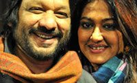 Roopkumar Rathod and Sunali Rathod