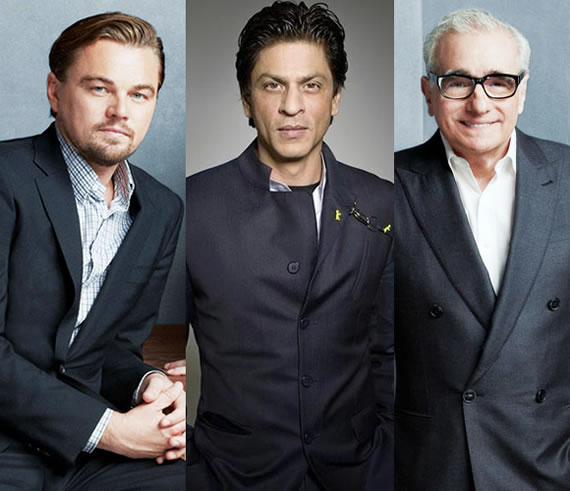 SRK and DiCaprio in Xtrme City