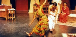 'Dance Like a Man' a play from India