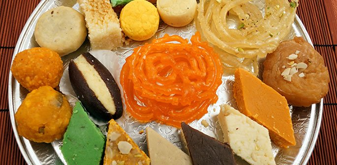 Guide to Indian Sweets