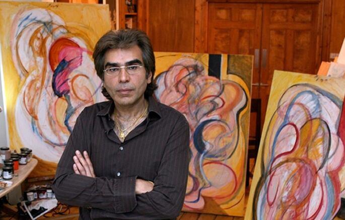 The Unique Art of Nasser Azam - paintings