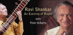 Ravi Shankar Concert ~ Free Tickets