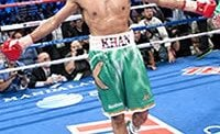 Amir Khan wins Judah in fifth round