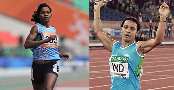 India's Women Athletes on Steroids