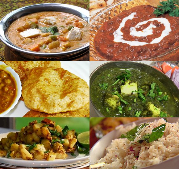 Diwali Delights - typical dIshes cooked