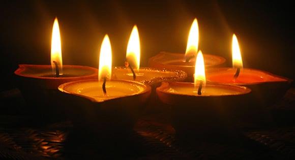 Diwali Delights - Diyas