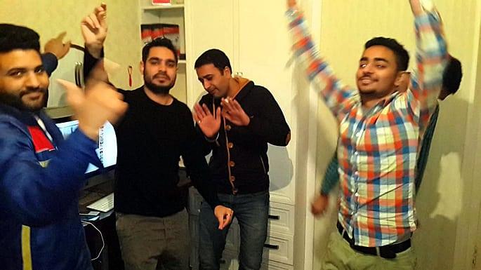freshies dancing