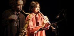 Arun Ghosh the Incredible Indo-Jazz Musician