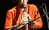 Arun Ghosh the Indo-Jazz Musician