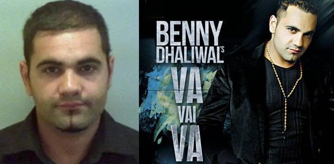 benny dhaliwal jailed