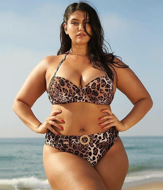 Swimwear for the Asian Woman - curvey