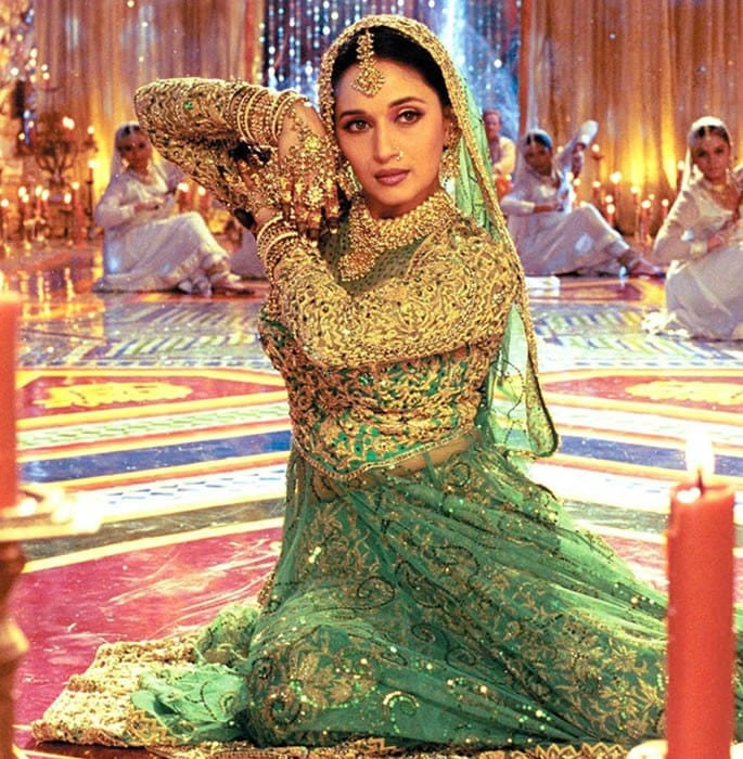 The amazing dancing queens of Bollywood - Madhuri Dixit