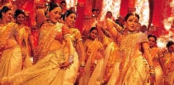 The Amazing Dancing Queens of Bollywood